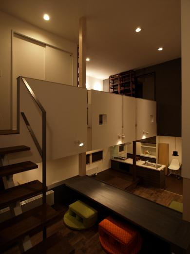 中二階が繋ぐ家の写真4