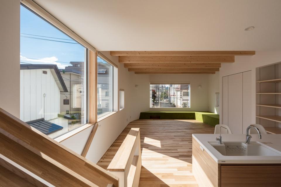 T字路の家の写真2
