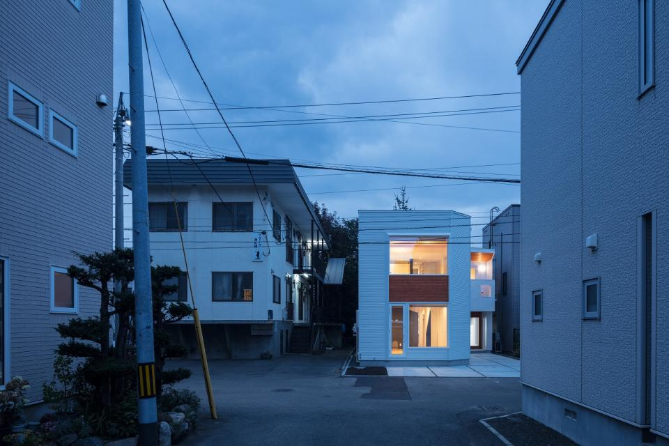 T字路の家の写真3
