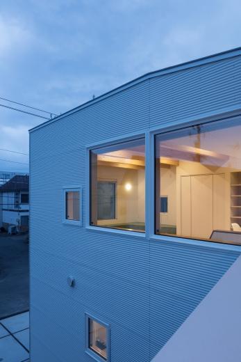 T字路の家の写真6