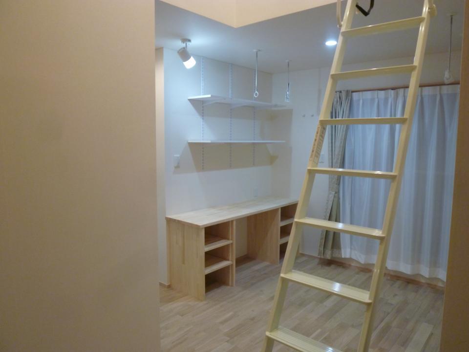 漆喰と土佐和紙の家の写真2