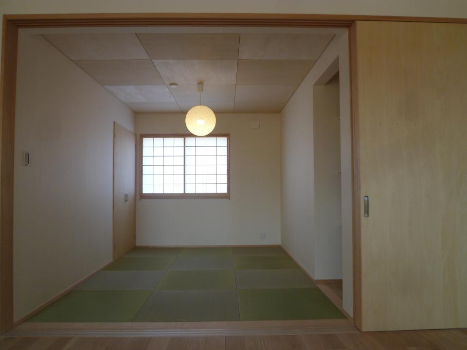 漆喰と土佐和紙の家の写真3