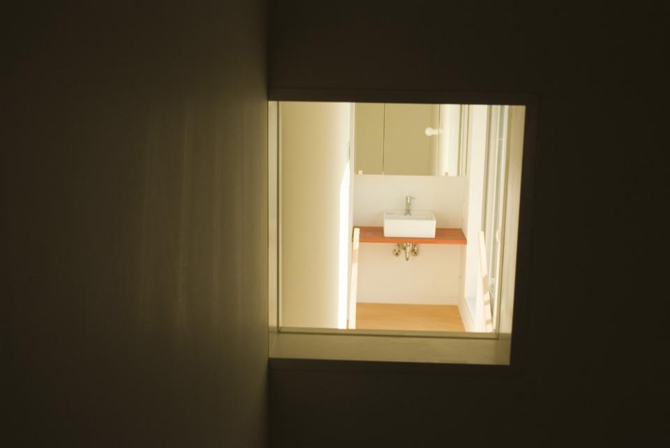 密集した住宅地のなかの別世界 早稲田の家の写真4