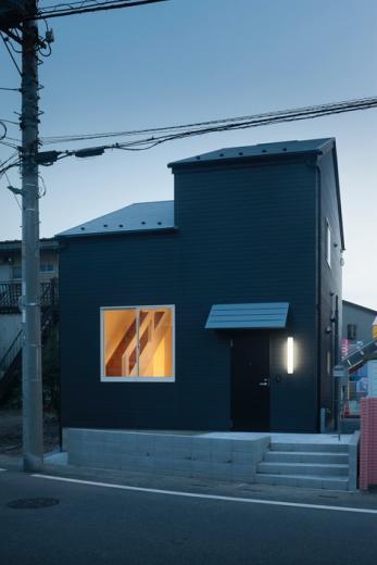 小さな戸建て住宅 鳩ケ谷の家の写真0