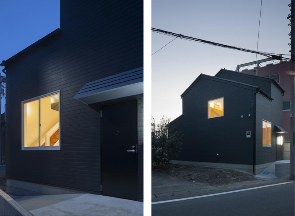 小さな戸建て住宅 鳩ケ谷の家の写真1