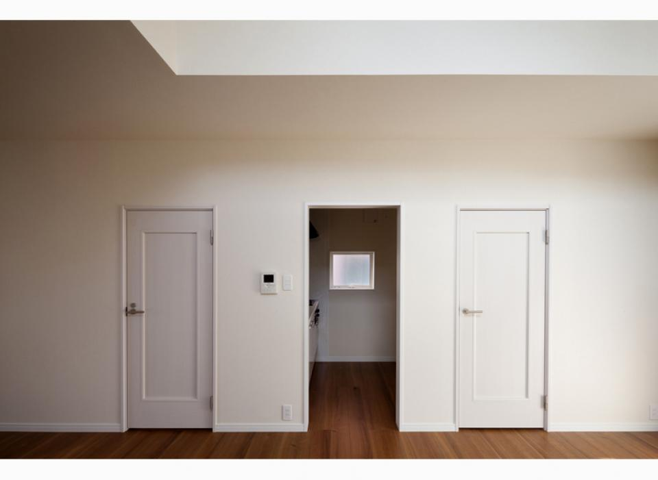 小さな戸建て住宅 鳩ケ谷の家の写真2