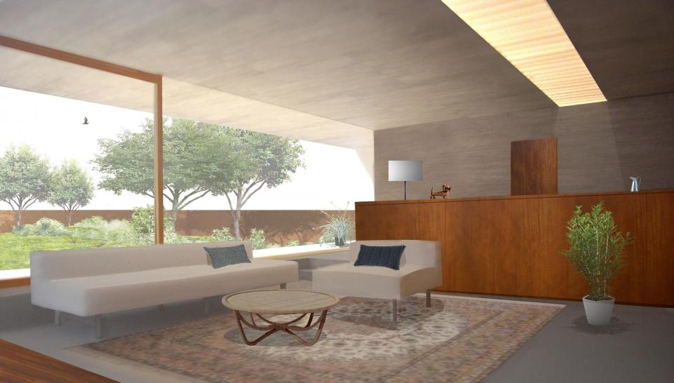 素材の美しさを活かした夫婦の住まい 邑楽の家の写真0