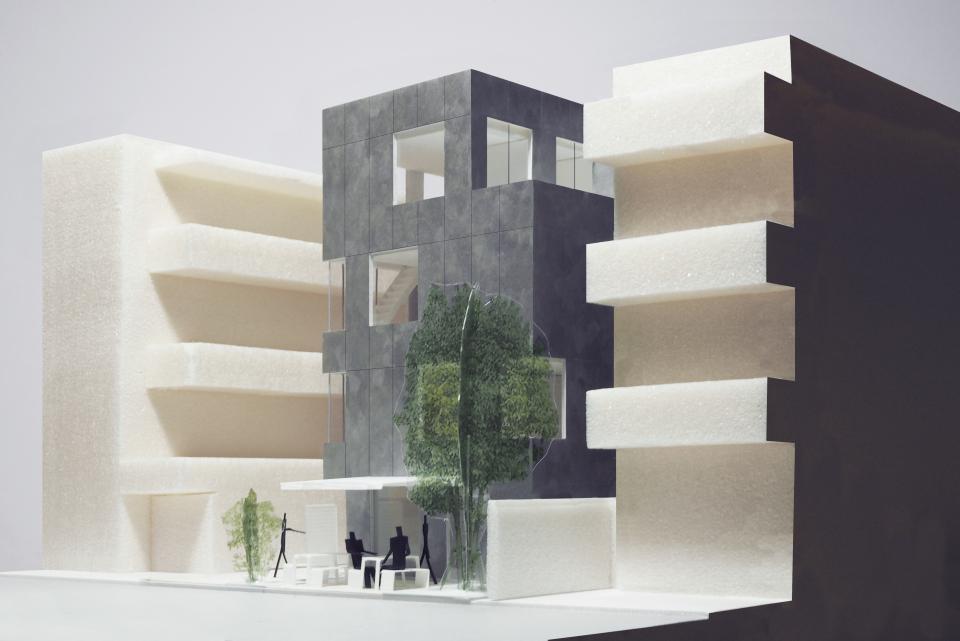 新たな路地空間を生み出す建築 アパートメントMの写真2