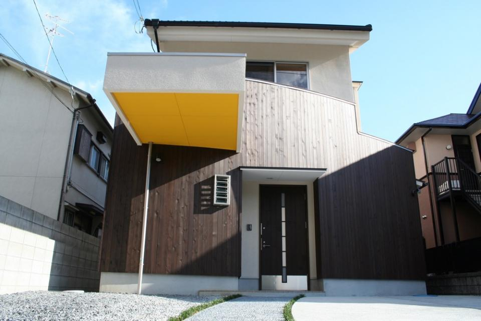 パティオのある風の家の写真0