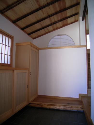 土間ワークスペースのある蔵の家の写真3