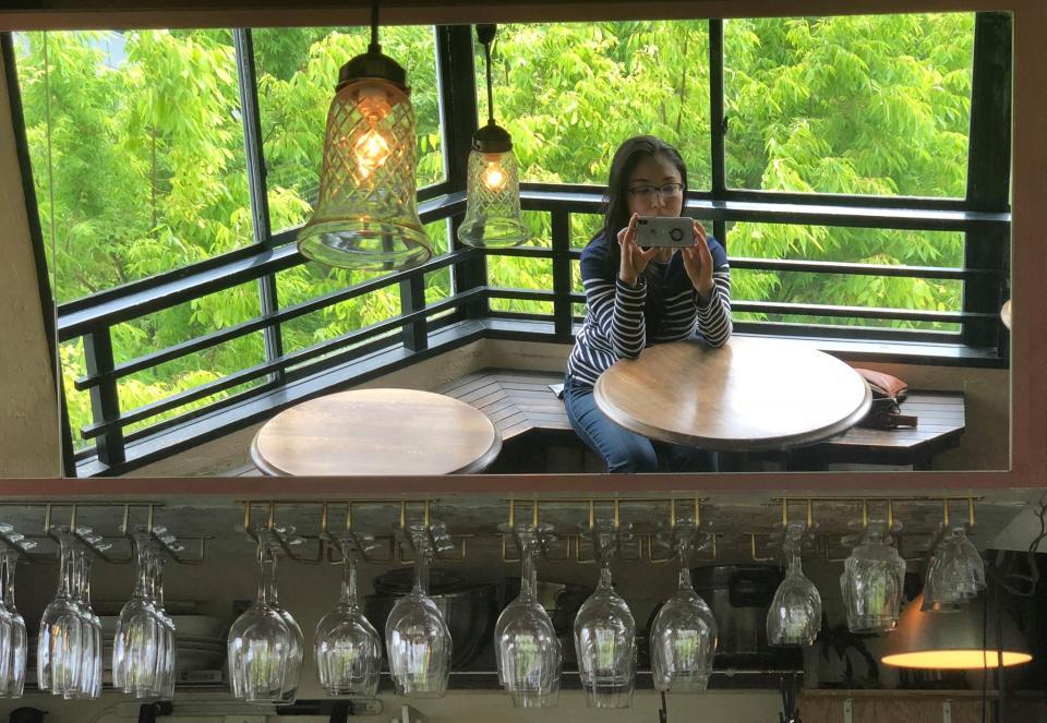 Kameplan Cafe @新宿ハウス〜森のうえ