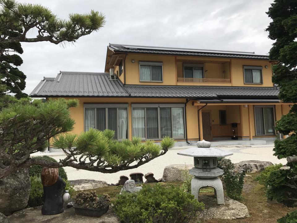 和モダン ~本格数寄屋風のデザイン和風住宅~の写真1