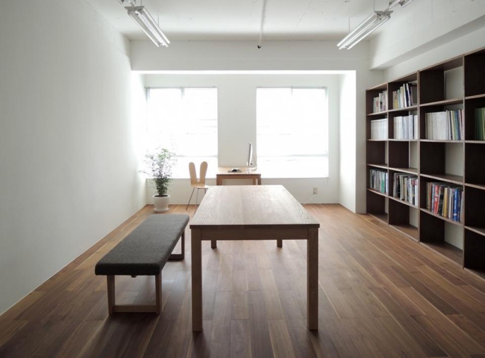 ギャラリー京町堀_カフェのようなおおらかな空間の写真0