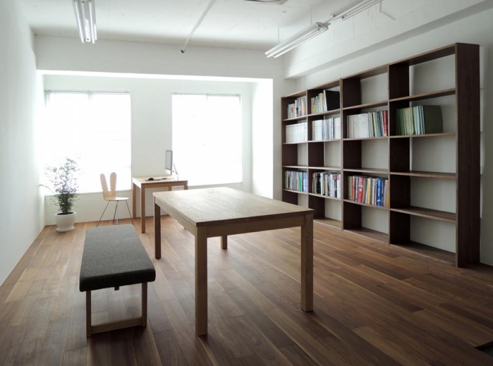 ギャラリー京町堀_カフェのようなおおらかな空間の写真1