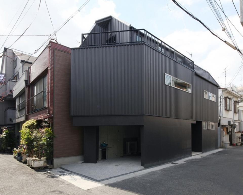 8.8坪の家 -12.5坪に建つ8.8坪の家-の写真0