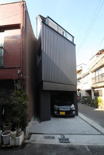 8.8坪の家 -12.5坪に建つ8.8坪の家-の写真1