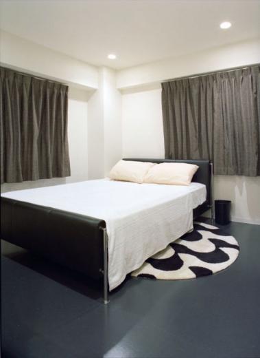 岡崎のマンション -斜めに切り取られた和室が空間の可能性を広げる-の写真4