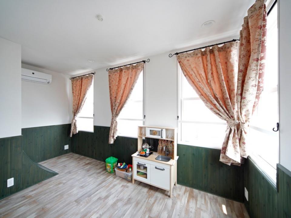 Shabby House -時が経つほど愛おしくなる古着のような家-の写真3