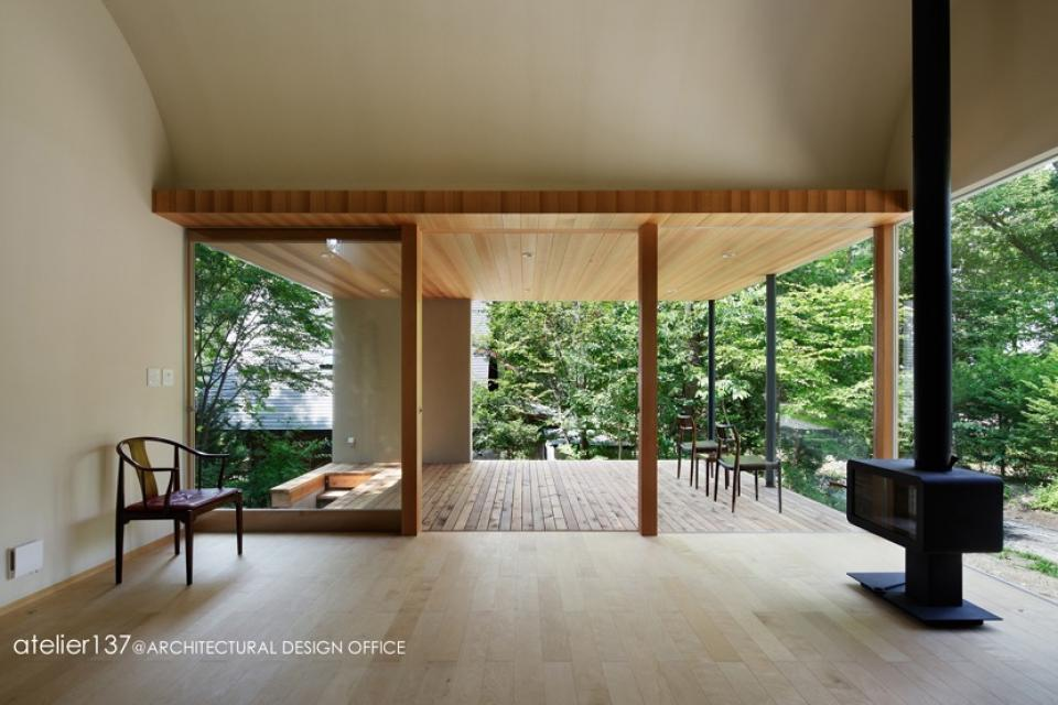 031軽井沢Tさんの家の写真1