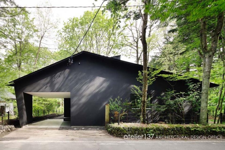 018軽井沢Cさんの家の写真0