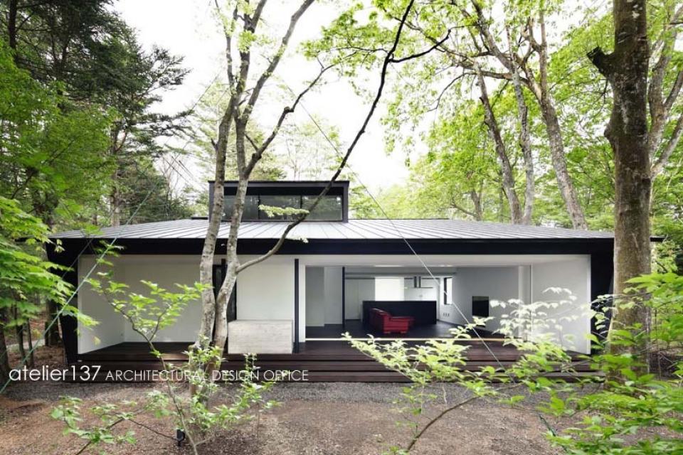 018軽井沢Cさんの家の写真1