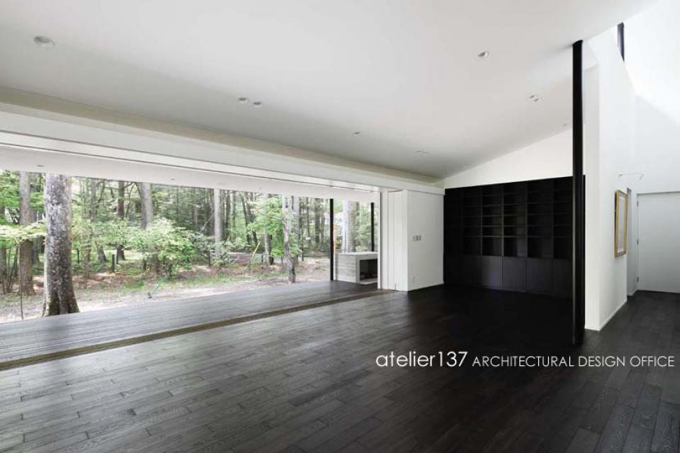 018軽井沢Cさんの家の写真4