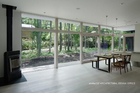 036軽井沢Kさんの家の写真2