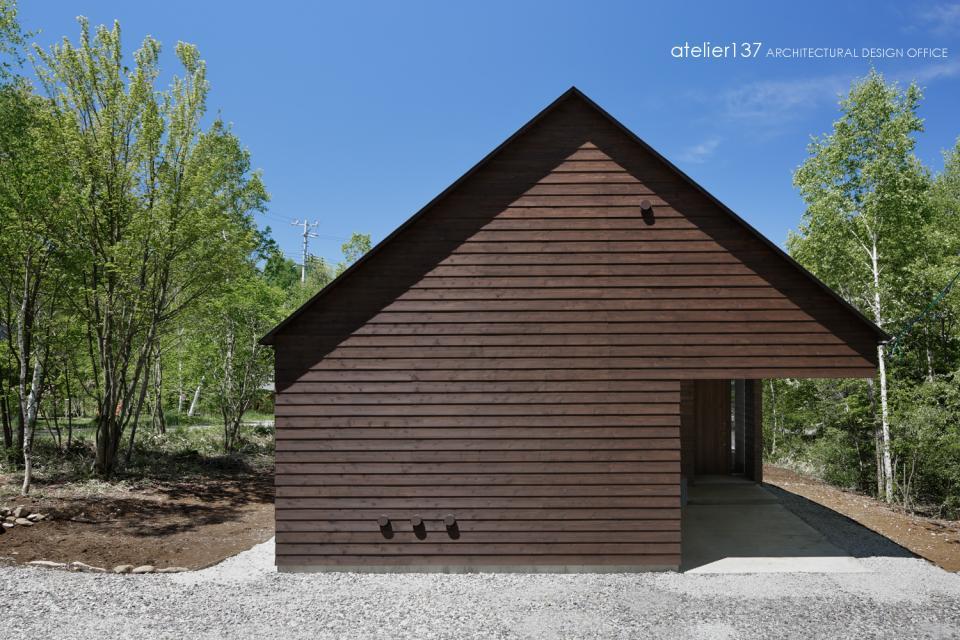 043八ヶ岳原村Tさんの家の写真0