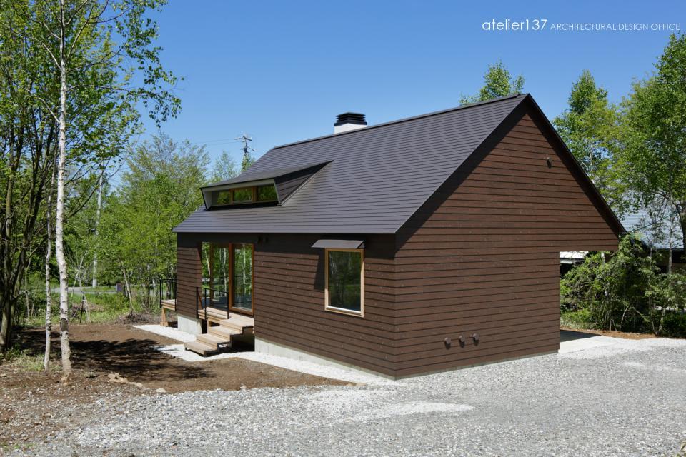 043八ヶ岳原村Tさんの家の写真1