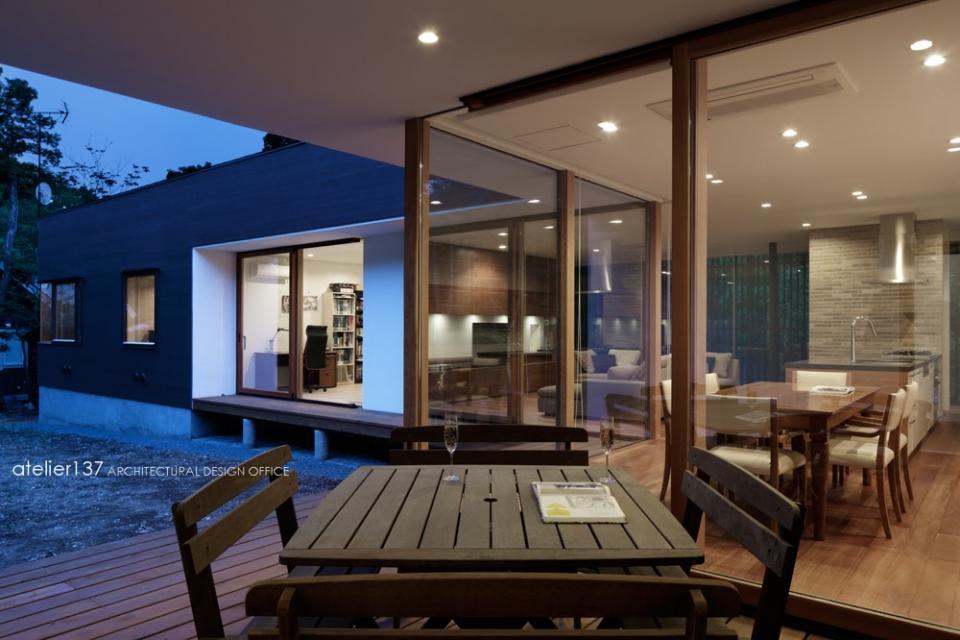 038那須Fさんの家の写真13