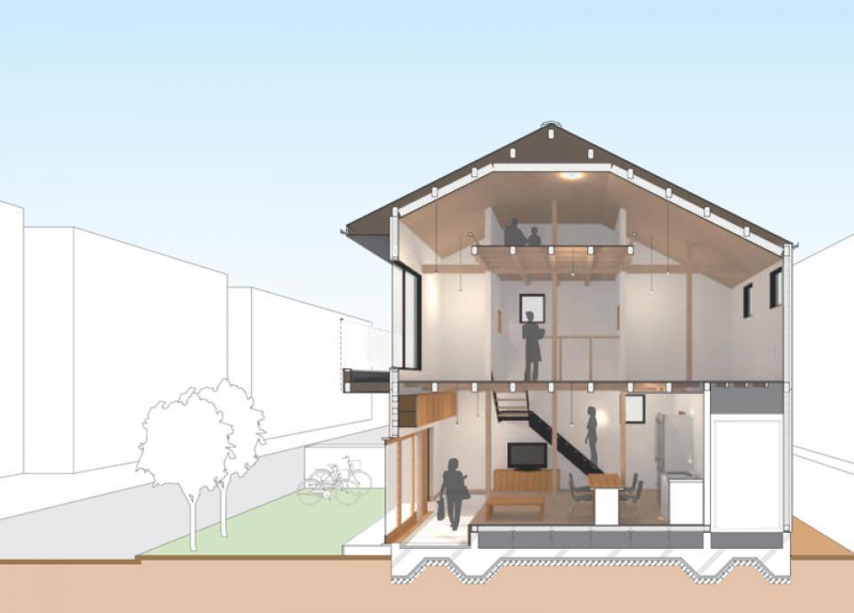 東村山の小さな家の写真11