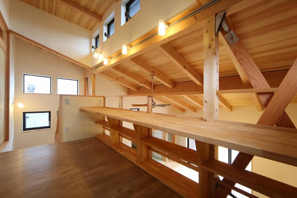 大屋根光庭の家/蒲郡の写真2