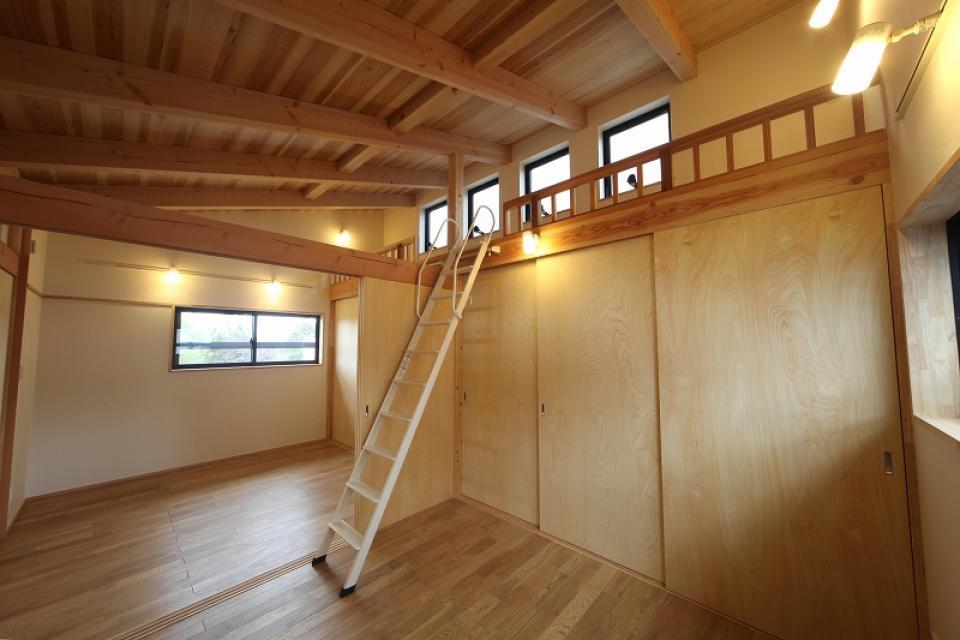 大屋根光庭の家/蒲郡の写真4