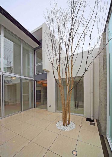 光を貯める家の写真1