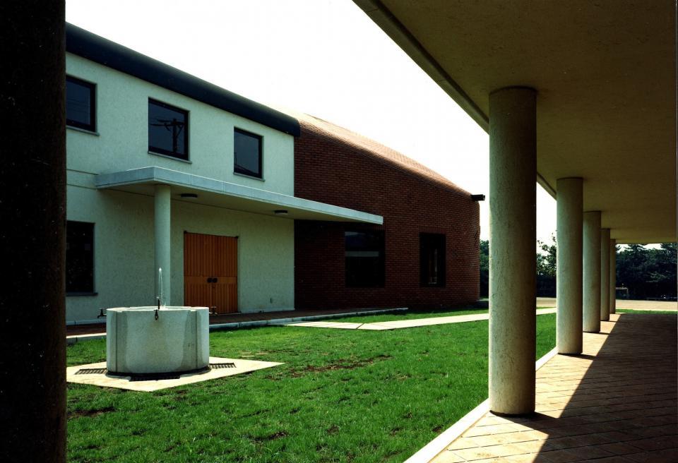 自己を築く学校建築 創作館の写真1