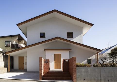 都心の二世帯住宅の写真0