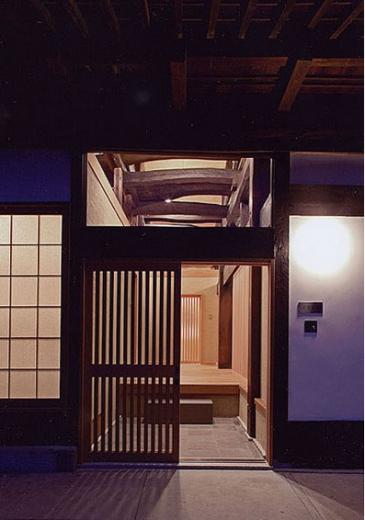 茨城の民家再生の写真1
