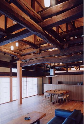 茨城の民家再生の写真3