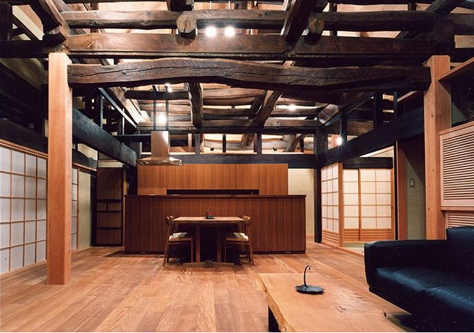 茨城の民家再生の写真4