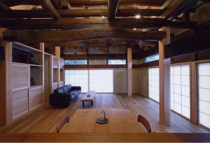 茨城の民家再生の写真5