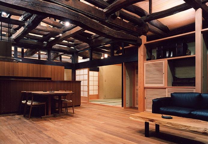 茨城の民家再生の写真6