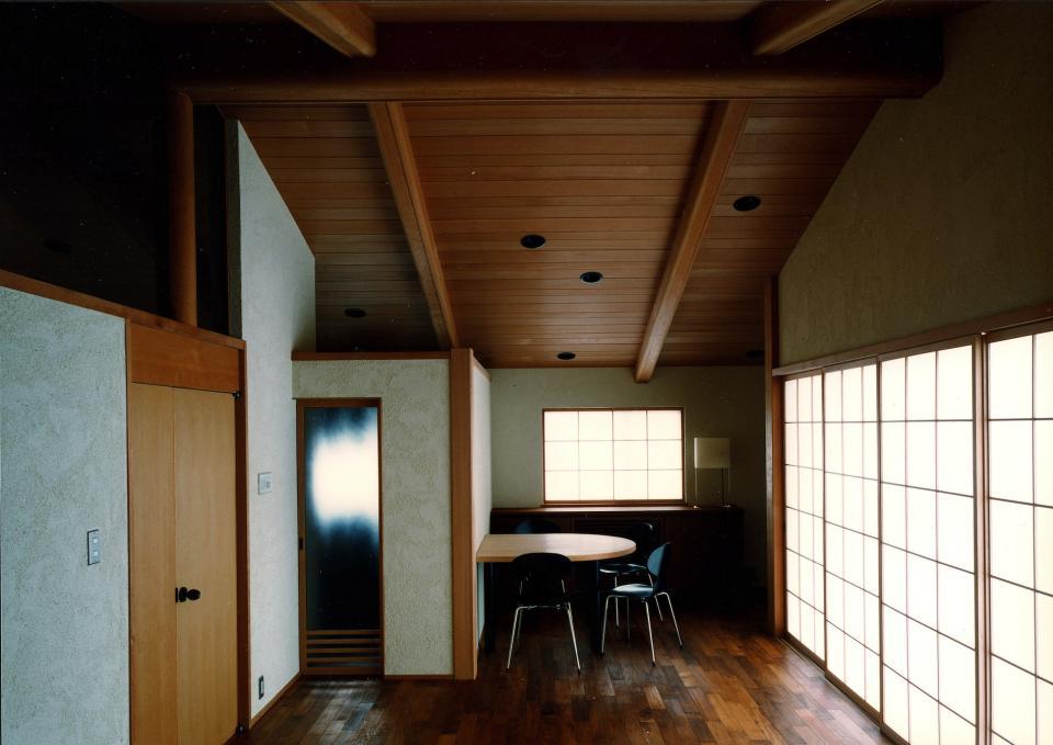 世田谷の事務所併用住宅 ー伽留羅(カルラ)ーの写真13