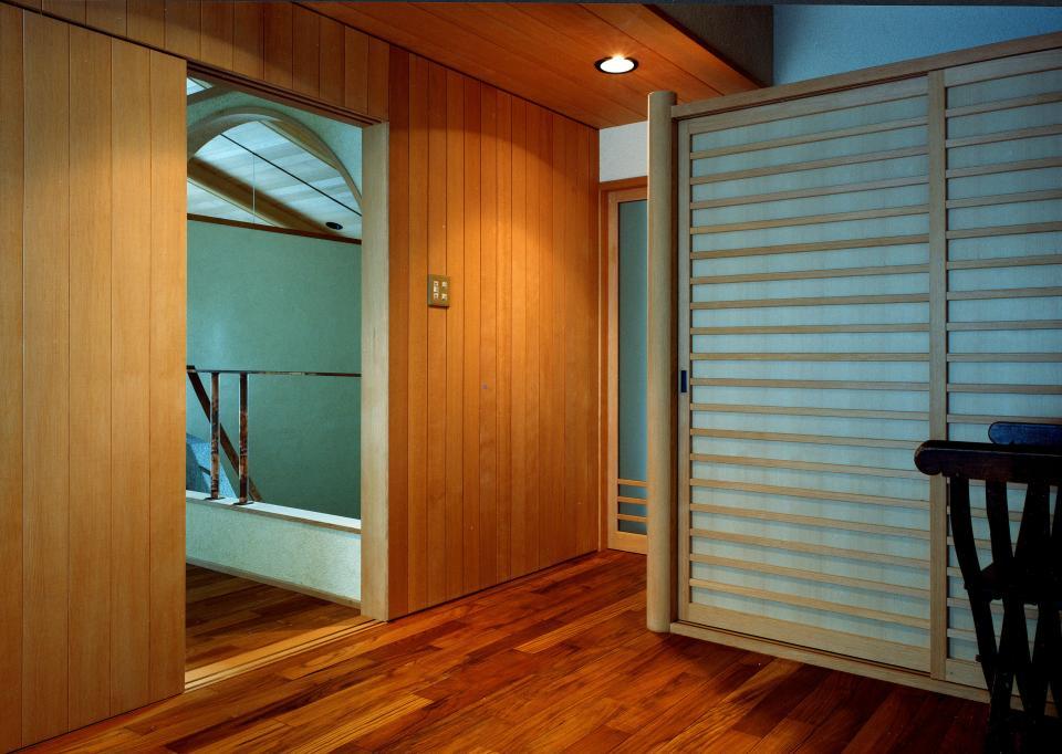 世田谷の事務所併用住宅 ー伽留羅(カルラ)ーの写真14