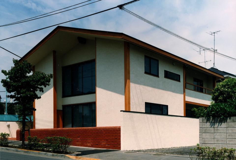 世田谷の事務所併用住宅 ー伽留羅(カルラ)ーの写真1