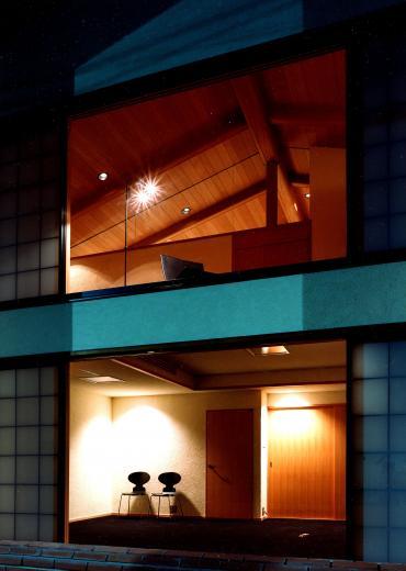 世田谷の事務所併用住宅 ー伽留羅(カルラ)ーの写真5
