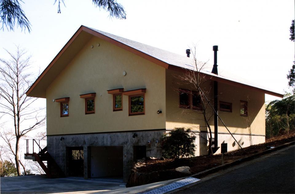 伊豆天城高原の別荘 -DOVE VAI-の写真0