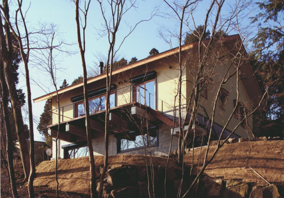 伊豆天城高原の別荘 -DOVE VAI-の写真1