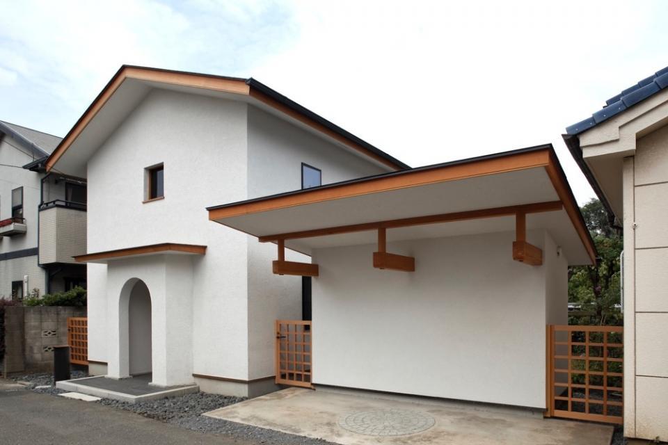 舞踏家の家の写真0