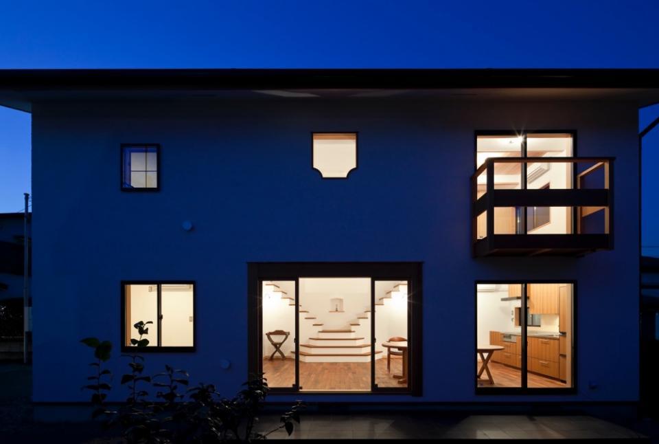 舞踏家の家の写真2