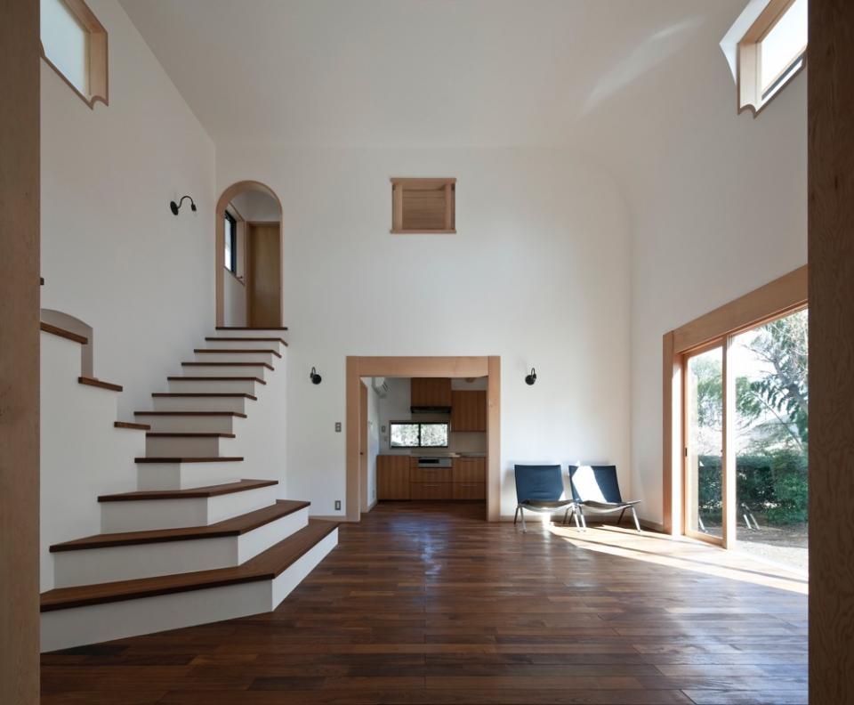 舞踏家の家の写真4